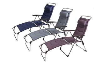 Kampa Lusso Milano Mesh Footrest-Tamworth Camping