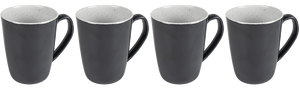 Kampa Farmhouse Melamine Mug 4 Set-Tamworth Camping