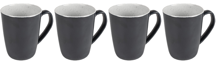 Kampa Farmhouse Melamine Mug 4 Set