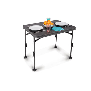 Kampa Element Table Medium (Charcoal)-Tamworth Camping