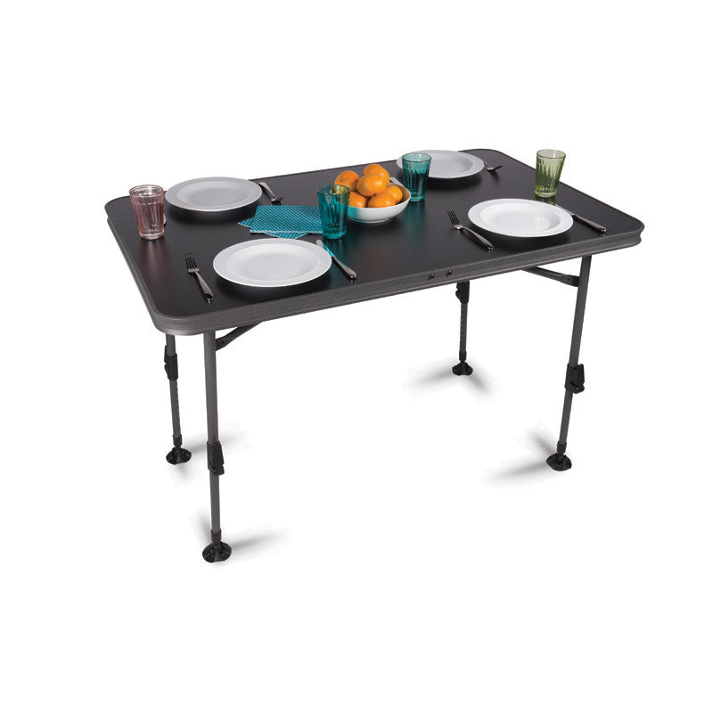Kampa Element Table Large (Charcoal)-Tamworth Camping