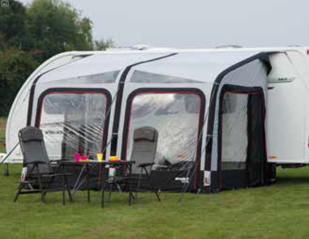 Westfield Aires Inflatable Caravan Porch Awning-Tamworth Camping