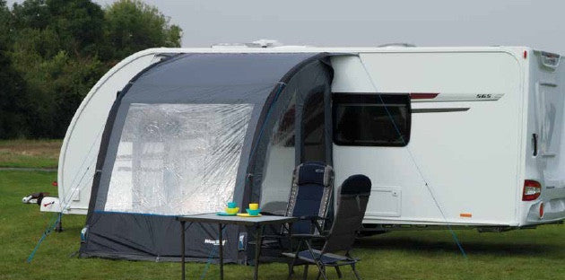 Westfield Lynx 200 (2017) Inflatable Caravan Porch Awning