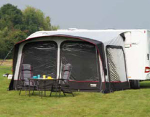 Westfield Omega (2017) Inflatable Caravan porch Awning-Tamworth Camping