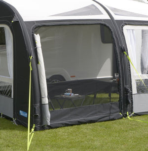 Kampa Dometic Awning Mesh Panel Set for AW1013 + AW1021 - Club AIR 390-Tamworth Camping
