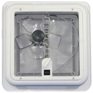 Fiamma Turbo Vent 28 White 04919-01-Tamworth Camping