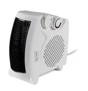 Kampa Bora Low Wattage Fan Heater-Tamworth Camping