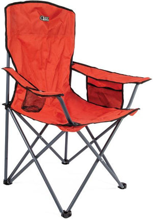 Quest Festival chair in paprika-Tamworth Camping