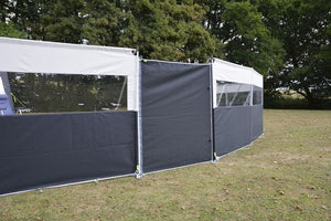 Kampa Pro Windbreak - Door 2020-Tamworth Camping