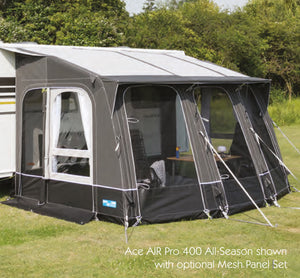 Kampa Awning Mesh Panel Set Range-Tamworth Camping