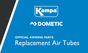 Replacement Air Poles for Kampa Dometic Sunshine AIR - Two Pole-Tamworth Camping