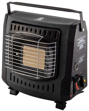 Belize portable gas heater-Tamworth Camping