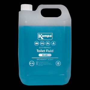 Kampa Blue Toilet Fluid 2.5L-Tamworth Camping