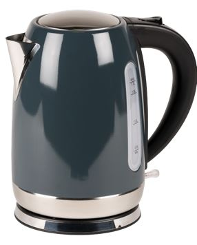 Kampa Storm 1.7L Low wattage Electric Kettle-Tamworth Camping