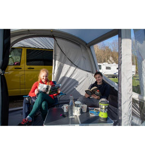 Vango Tolga VW Inflatable Campervan Awning 2020-Tamworth Camping