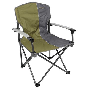 Quest Elite Deluxe Range Suffolk Folding Chair-Tamworth Camping