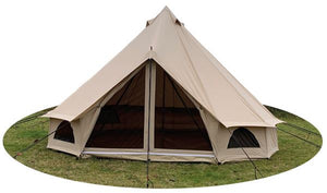 Signature 6M Classic Bell tent-Tamworth Camping