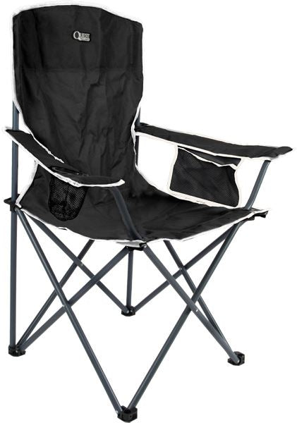 Quest Festival chair in black