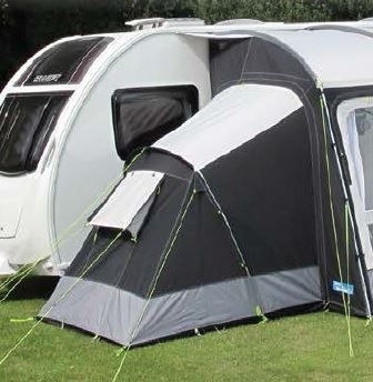 Kampa Dometic Standard Annexe for Pro POLED Awnings