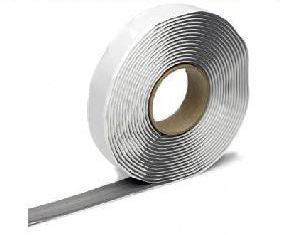 WHITE Mastic Sealing Strip - narrow (19mm)-Tamworth Camping