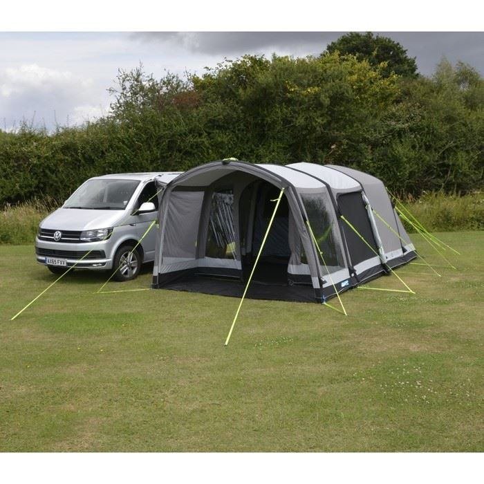 Kampa Touring AIR Drive-Away L Inflatable Campavan Awning (2018 Model)