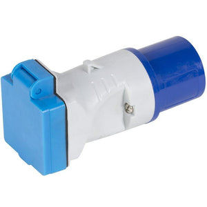 Kampa Mains 3 Pin Socket Adaptor-Tamworth Camping