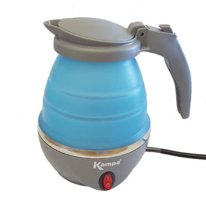 Kampa Squash Collapsible Electric Kettle-Tamworth Camping
