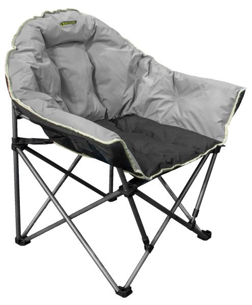 Quest Autograph Cleveland chair in black and grey