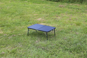 Quest Superlite black Witney folding table-Tamworth Camping