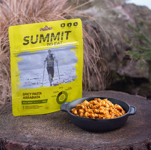 Summit to Eat Spicy Pasta Arrabiata - Serves 1-Tamworth Camping