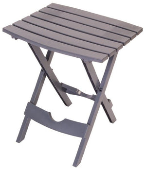 Fleetwood slatted side table-Tamworth Camping