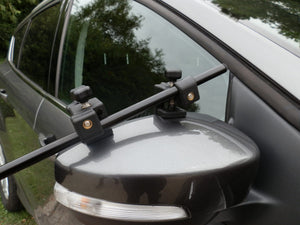 Milenco Areo 3 Towing Mirror Convex - Single-Tamworth Camping