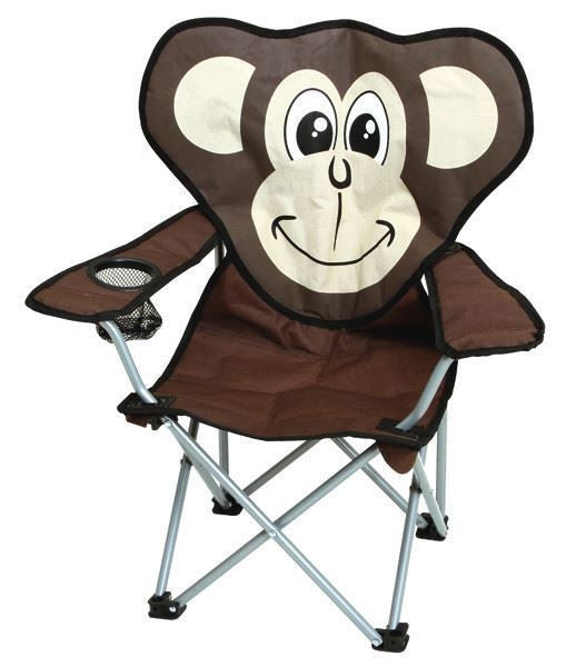 Quest Childrens Fold Away Monkey Chair