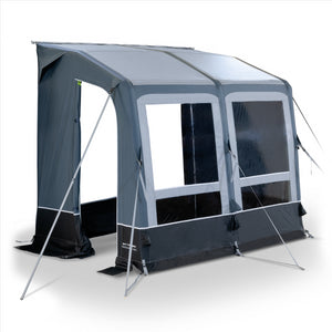 Kampa Dometic Winter AIR PVC 260 Inflatable Awning 2020-Tamworth Camping