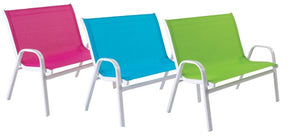Childrens Joy stacking bench-Tamworth Camping