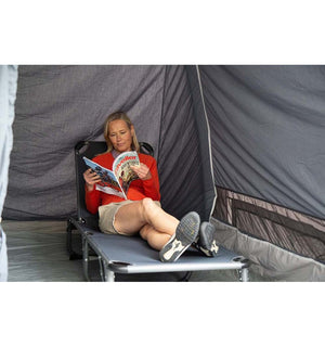 Vango Laze XL Reclining Camp Bed-Tamworth Camping