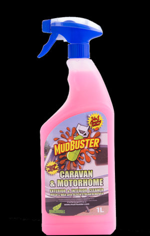 Mudbuster Caravan and Motorhome Cleaner 1L-Tamworth Camping