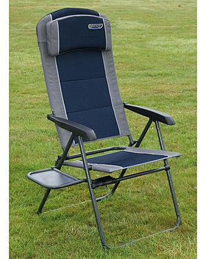 Quest Elite Ragley Pro Recline Chair with Table-Tamworth Camping