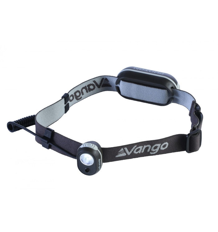 Vango Photon Rechargeable Headtorch 150 Lumen