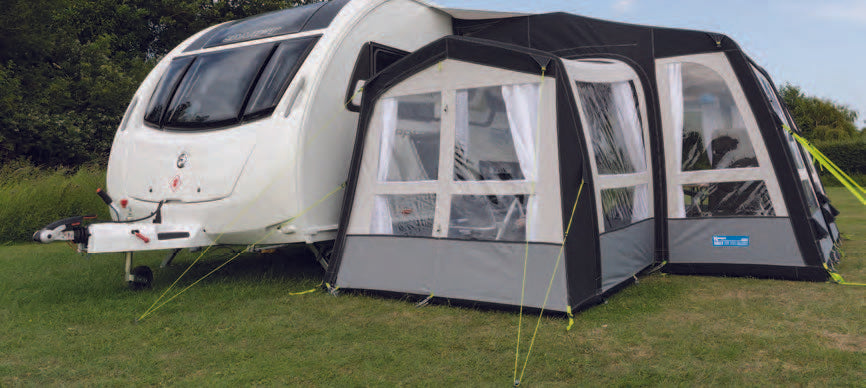 Kampa Inflatable Annexes to Fit Rally Air Pro & Ace Air Pro