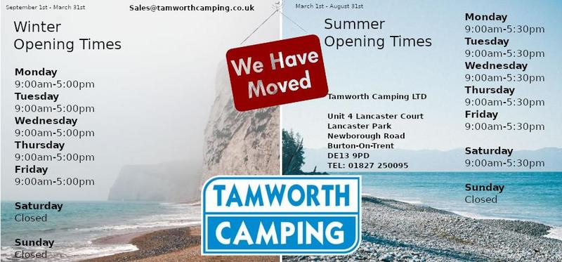 Tamworth Camping
