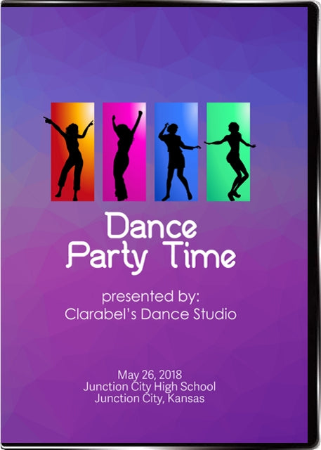 Clarabel's Dance Studio Recital 2018