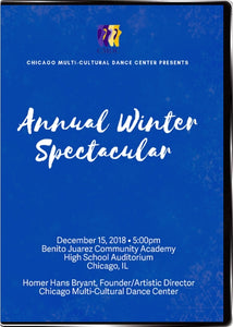 CMDC Annual Winter Spectacular 2018