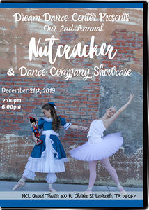 Dream Dance Center Nutcracker & Showcase 2019