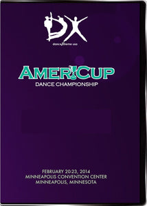 DX AmeriCup Championship 2014