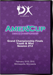 DX AmeriCup Championship 2015