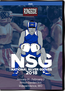 National Silver Gloves Championships 2018 Video