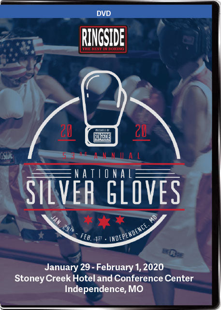 National Silver Gloves Championships 2020 Video