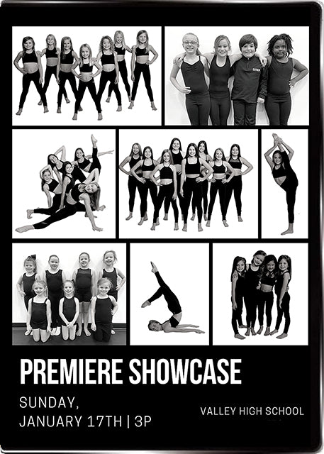 Premiere Dance Project Showcase 2021