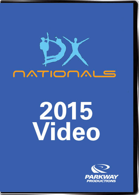 DX Nationals Studio Dance Competition 2015 Build-a-disc